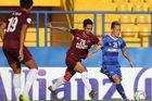 PSM Makassar 0-0 Bình Dương: Thế trận cởi mở (H1)
