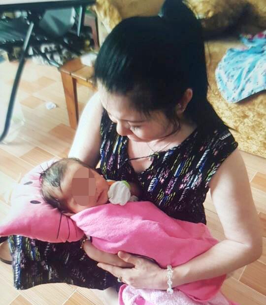 trẻ sơ sinh,Cà Mau,xét nghiệm ADN