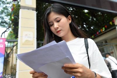 Những cô gái được chú ý trong kỳ thi THPT quốc gia 2019