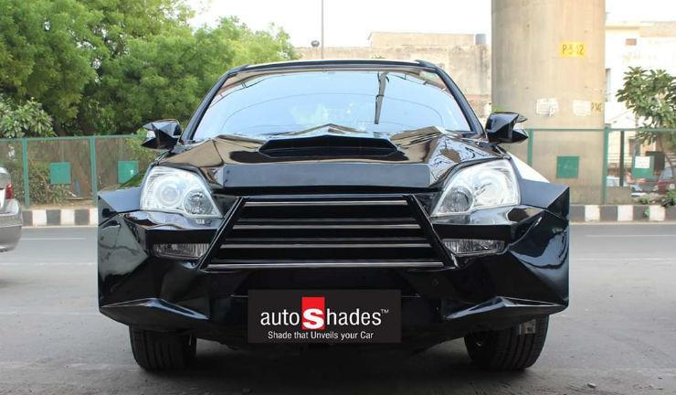 Honda CR-V độ siêu SUV, chính hãng cũng chẳng nhận ra