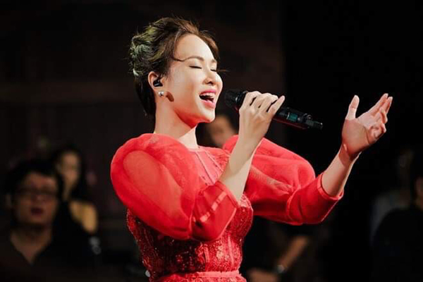 Hồng Nhung, Uyên Linh hội tụ dàn sao trong đêm nhạc Gửi trọn yêu thương