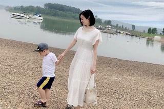 Ly Kute khoe ảnh con trai và phản ứng bất ngờ của Quế Ngọc Hải