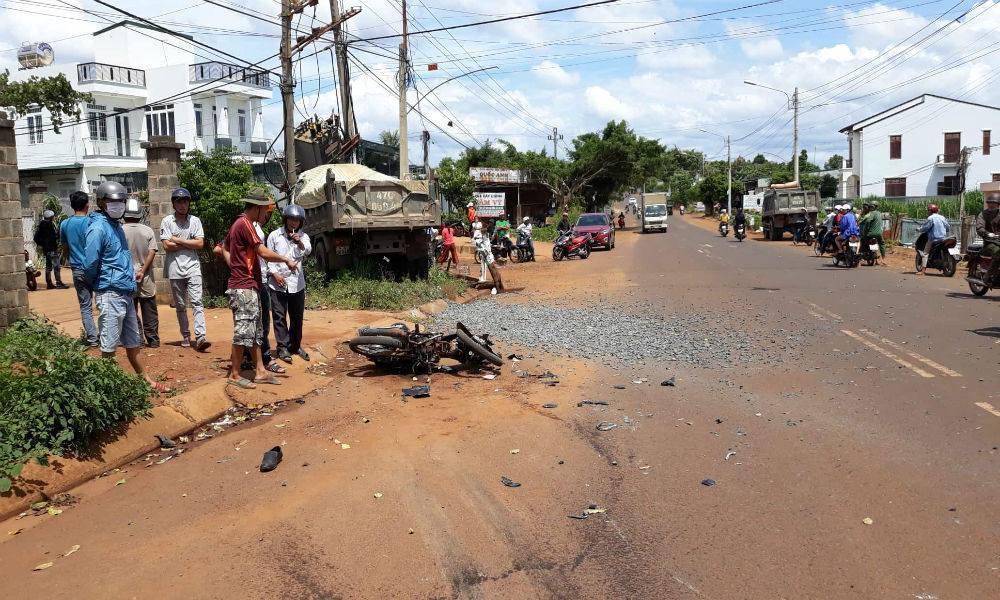 tai nạn,tai nạn giao thông,tai nạn chết người,Đắk Lắk