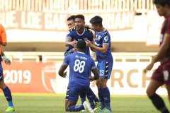 Bình Dương vào chung kết AFC Cup gặp Hà Nội