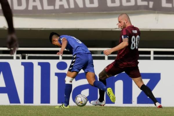 Video bàn thắng PSM Makassar 2-1 Bình Dương