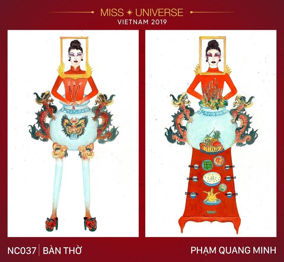 Hoàng Thùy,Miss Universe,Hoa Hậu Hoàn Vũ