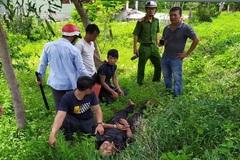 Bị vây bắt do bán ma túy, nam thanh niên dùng kiếm chống cảnh sát