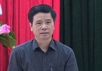 Công an HN xác minh sai phạm của cựu Bí thư huyện Phúc Thọ