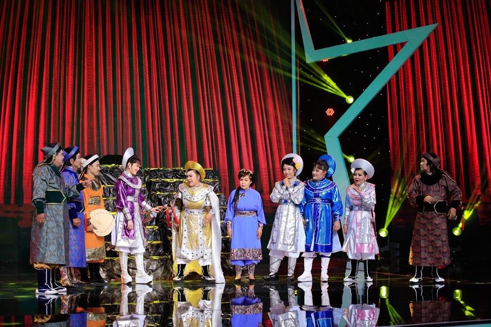 Sao nối ngôi,Lê Hoàng,Phương Cẩm Ngọc,NSƯT Kim Tử Long,Trịnh Thắng