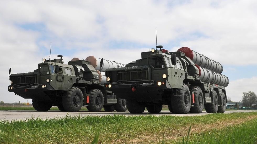 Mỹ,Ấn Độ,Nga,tên lửa,S-400,Moscow,New Delhi,Washington