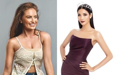 Hoa hậu Hoàn vũ Canada: 'Hoàng Thùy có thể trở thành Miss Universe 2019'