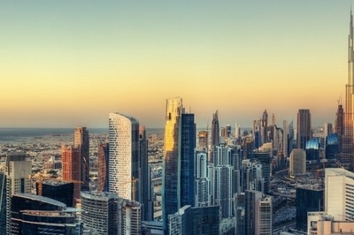 Đại gia Trung Quốc chi hàng tỷ USD thâu tóm bất động sản Dubai
