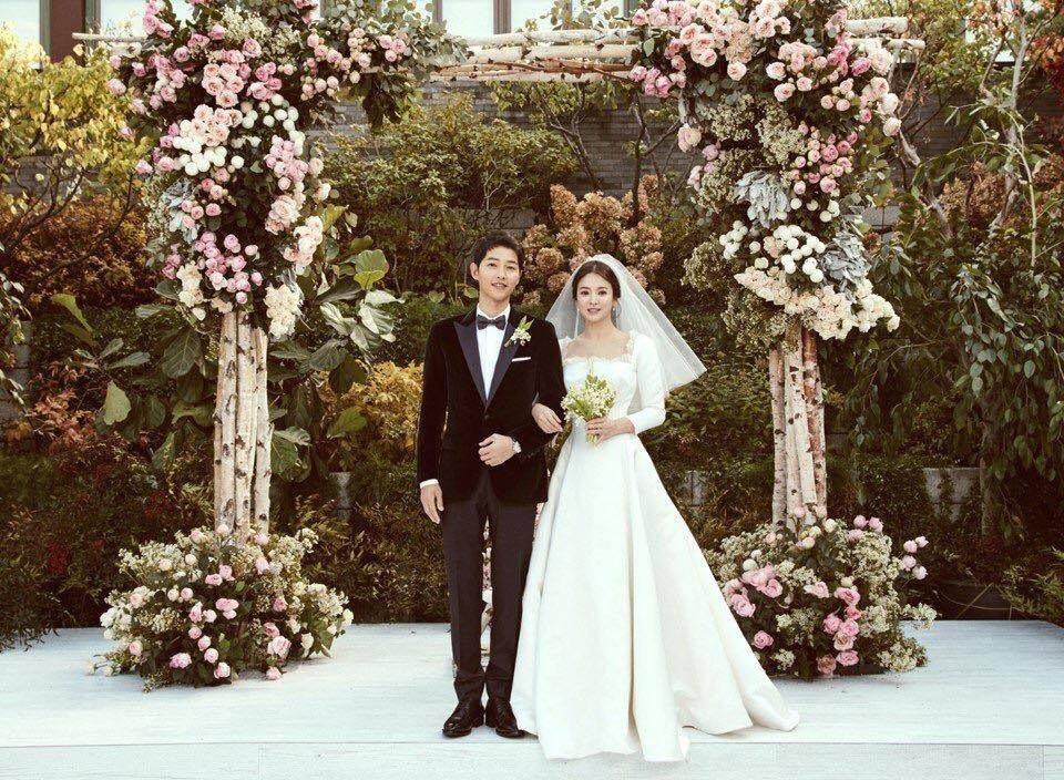 Hôn nhân ngọt ngào của Song Joong Ki và Song Hye Kyo trước khi ly dị