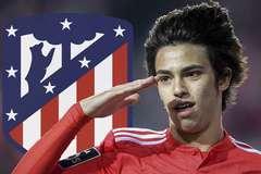 Atletico Madrid trả giá kỷ lục 126 triệu euro mua Joao Felix