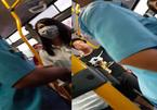 Thanh niên thủ dâm trên xe buýt ở Hà Nội bị phạt 200.000 đồng