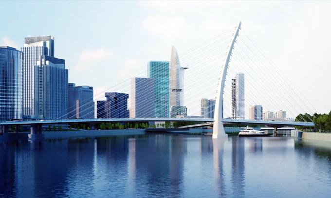 Đường vào nội đô Sài Gòn tắc nghẹt thở, cầu nghìn tỷ dang dở 4 năm