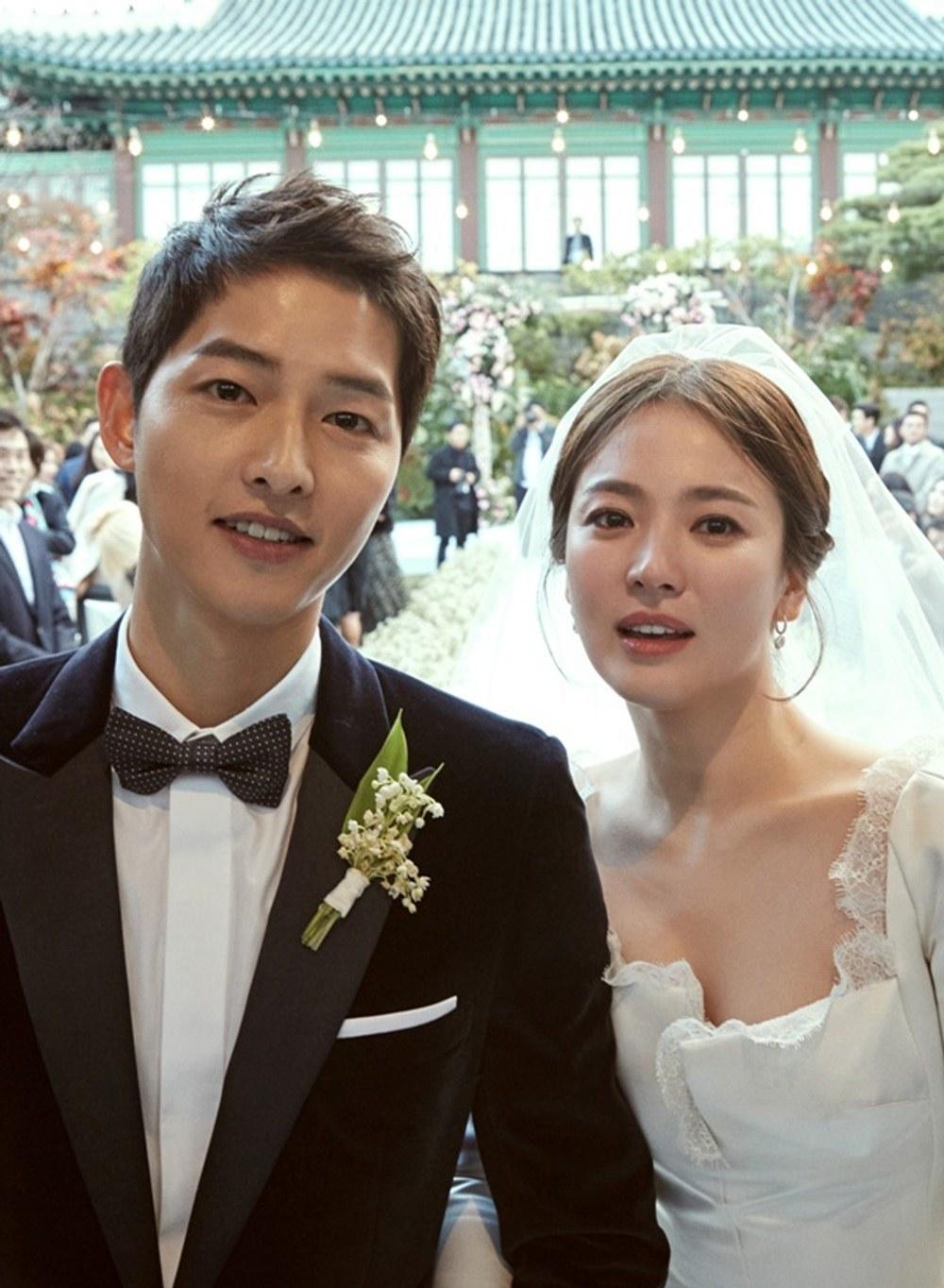 Khối tài sản chung 1500 tỷ trước khi ly hôn của Song Joong Ki - Song Hye Kyo