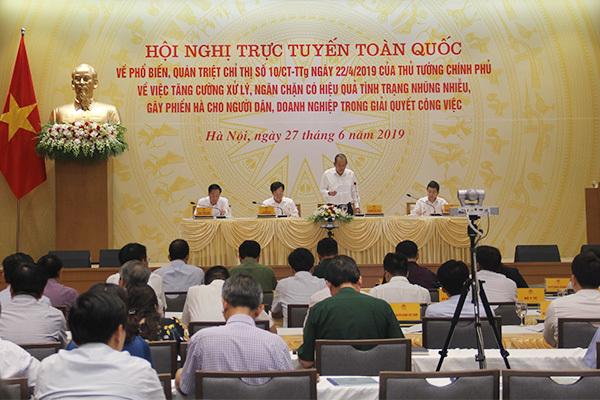 tham nhũng vặt,Phó Thủ tướng,Trương Hòa Bình,tham nhũng