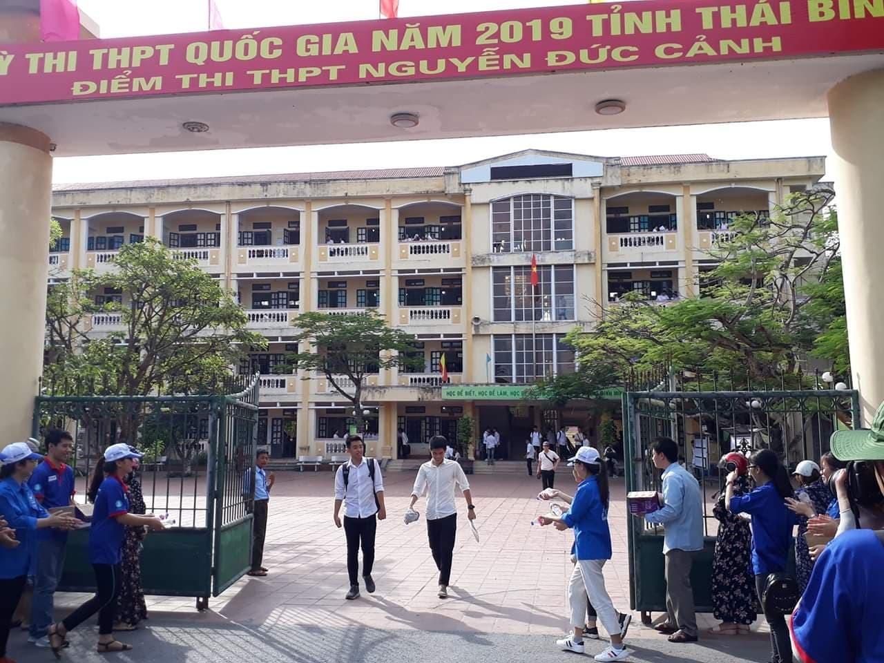 Những 'cái nhất' trong kỳ thi THPT quốc gia 2019