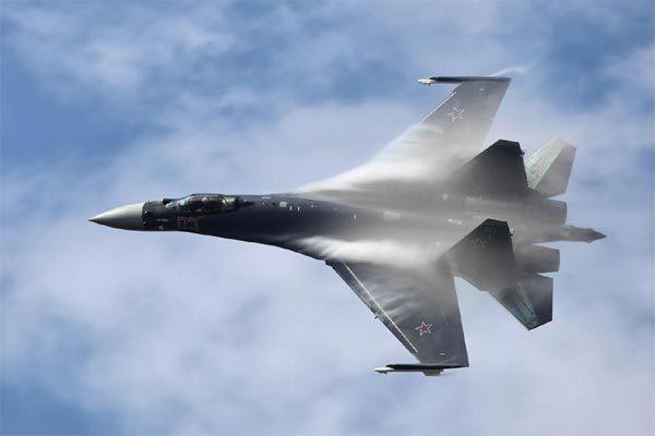 Su-35S,Nga,tiêm kích,chiến đấu cơ