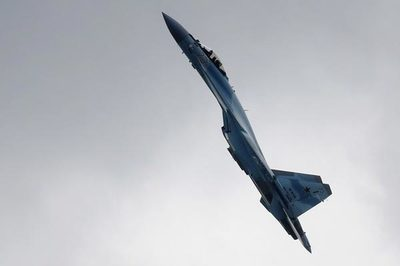 Tiêm kích Nga gây choáng vì màn nhào lộn thách thức quy luật vật lý
