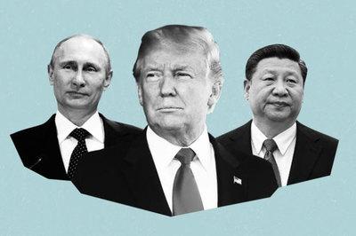 Những gương mặt ông Trump 'chạm trán' ở G20