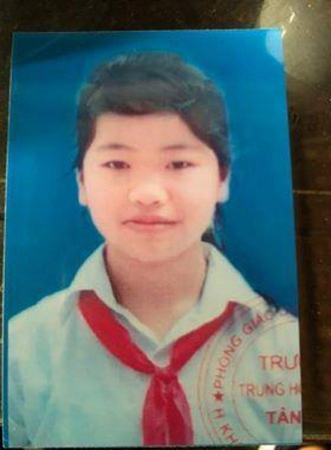 Nữ sinh 14 tuổi mất tích khi đi học thêm ở Hưng Yên
