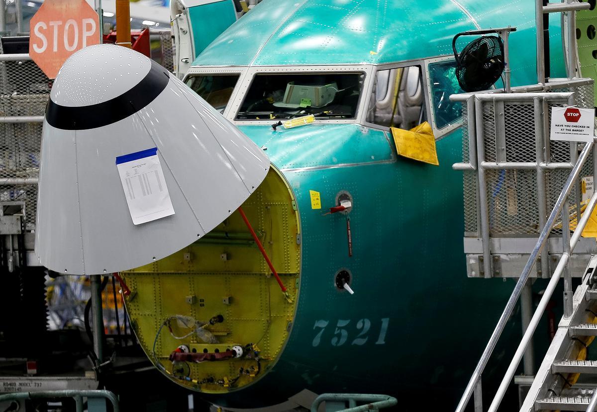 Boeing,737 MAX,máy bay,hàng không,tai nạn,phần mềm