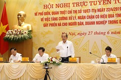 Phó Thủ tướng: Tham nhũng vặt không kém gì tham nhũng lớn