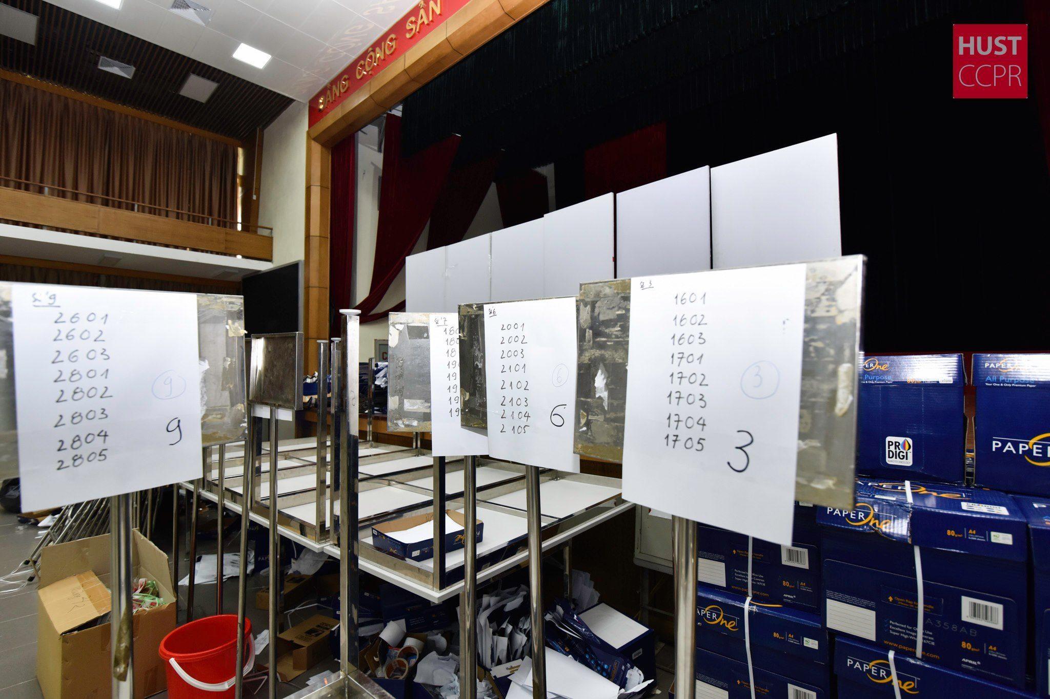 Bên trong nơi in sao đề thi cho 81.000 thí sinh