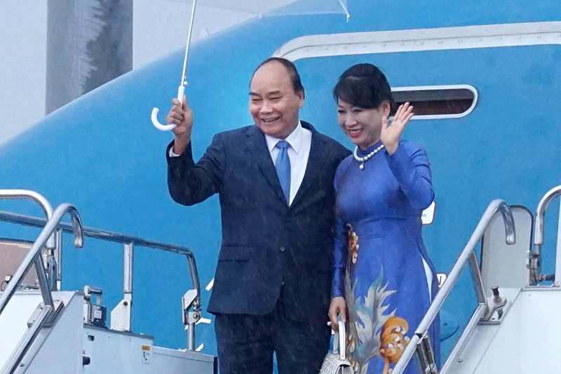Thủ tướng,Thủ tướng Nguyễn Xuân Phúc,Nguyễn Xuân Phúc,G20,Việt-Nhật