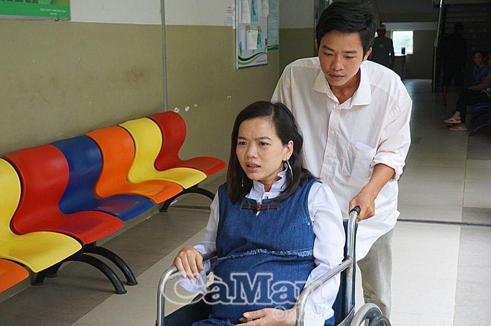 Thí sinh thi THPT quốc gia nhập viện khẩn vì có dấu hiệu sinh con