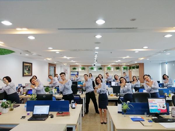 'Happy Time' ở Ngân hàng MB: Mỗi ngày làm việc, 1 ngày vui