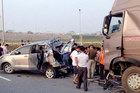 Kết luận mới vụ Innova lùi trên cao tốc làm 4 người chết ở Thái Nguyên