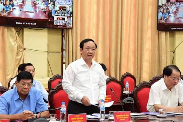 'Các dự án của TP Hà Nội triển khai rất bừa bộn, nhếch nhác'
