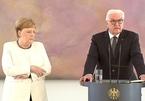 Thủ tướng Đức run rẩy dù khẳng định vẫn khỏe