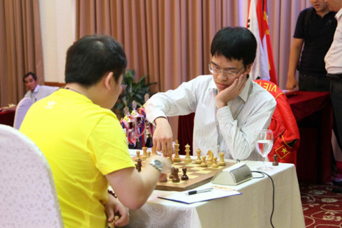 Le Quang Liem retains first spot at Summer Chess Classic
