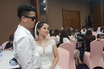 Đám cưới trong mơ sau 6 năm kết hôn của cô gái Hà thành