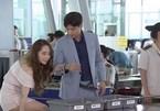 'Về nhà đi con' tập 54, Thư đau khổ khi bị Vũ bỏ rơi để đi nước ngoài với Nhã