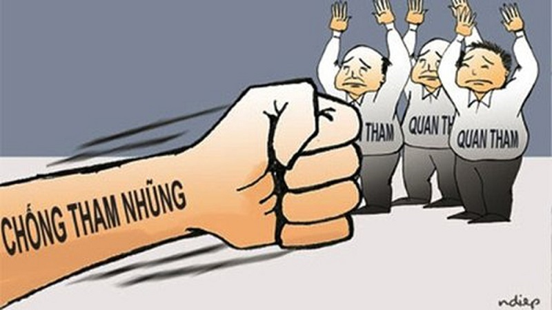 chống tham nhũng
