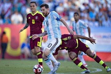 Argentina vs Venezuela: Chờ địa chấn ở Maracana