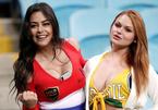 Kiều nữ xinh đẹp bốc lửa hâm nóng Copa America