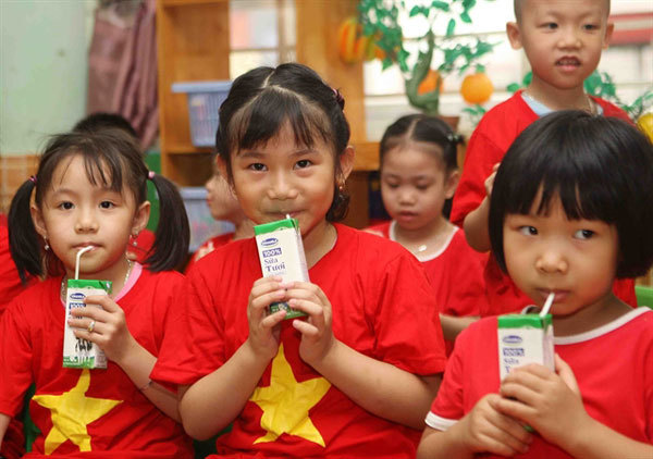 Micronutrients fortification vital to Vietnamese children's development