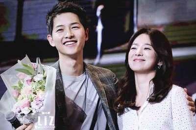 Song Joong Ki, Song Hye Kyo ly dị và hôn nhân của chúng ta