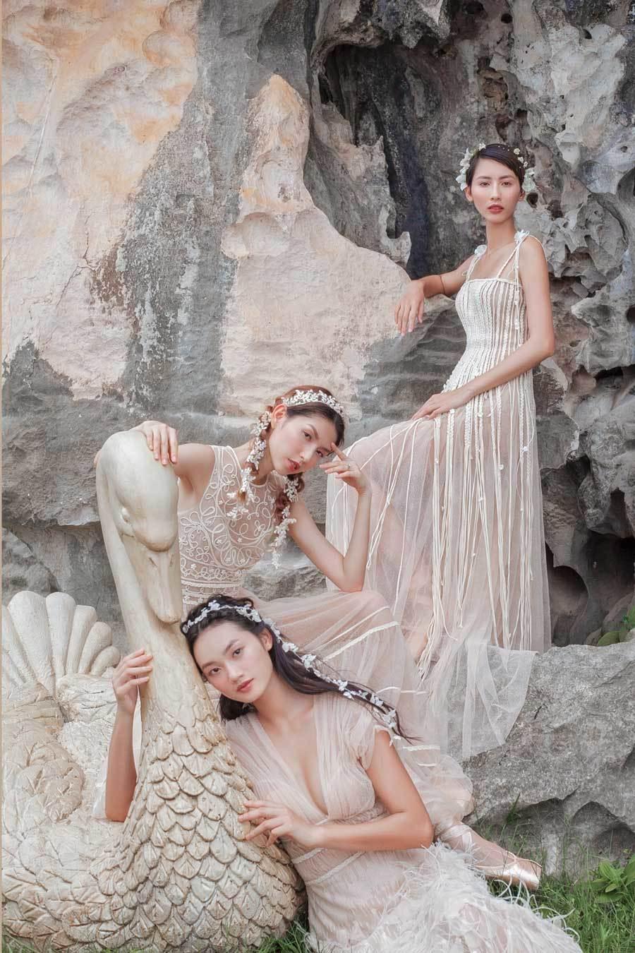 Thùy Dương,Hằng Nguyễn,Quỳnh Anh