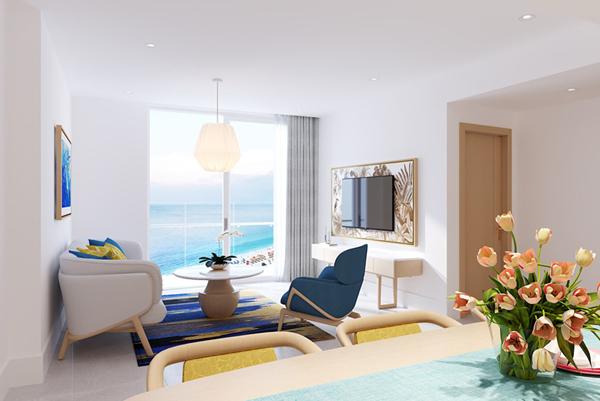 3 yếu tố tạo nên thiết kế 'gây nghiện' của SunBay Park Hotel & Resort Phan Rang