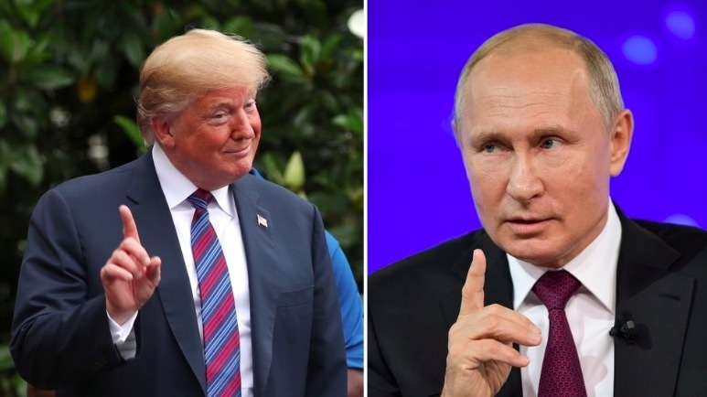 Tổng thống Nga,Tổng thống Mỹ,Donald Trump,Putin