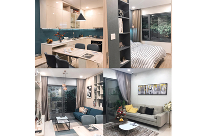 Sở hữu căn hộ Vinhomes Smart City Tây Mỗ với 900 triệu đồng