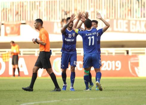 Becamex Binh Duong receive bonus for reaching AFC Cup final