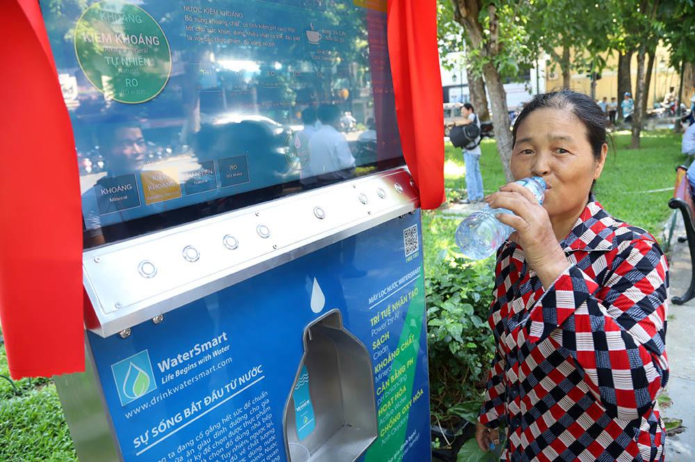 máy lọc nước,trí tuệ nhân tạo,Hà Nội
